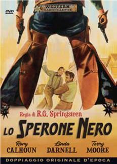 LO SPERONE NERO (DVD)