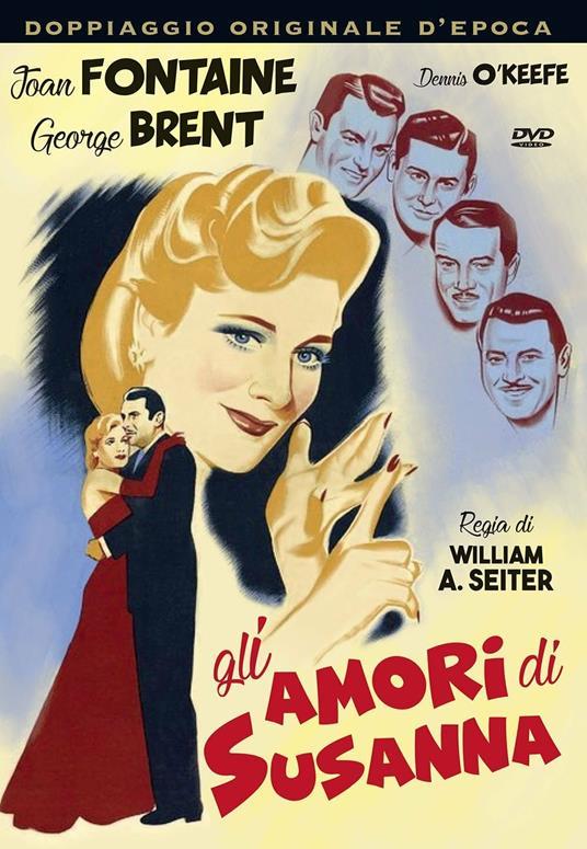 GLI AMORI DI SUSANNA (DVD)