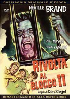 RIVOLTA AL BLOCCO 11 (DVD)