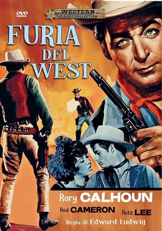 FURIA DEL WEST (DVD)