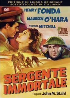 SERGENTE IMMORTALE (DVD)