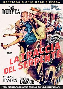 LA TRACCIA DEL SERPENTE (DVD)