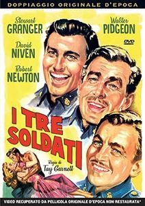 I TRE SOLDATI (DVD)