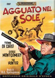 AGGUATO NEL SOLE (DVD)