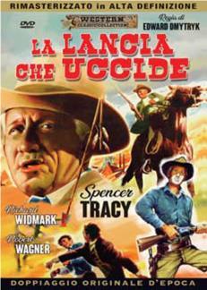 LA LANCIA CHE UCCIDE (DVD)