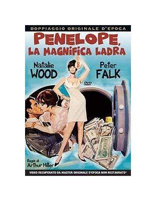 PENELOPE LA MAGNIFICA LADRA (DVD)