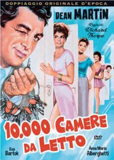 10.000 CAMERE DA LETTO (DVD)