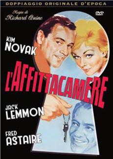 L'AFFITTACAMERE - 1962 (DVD)
