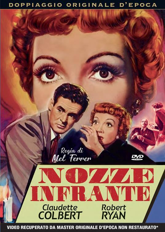 NOZZE INFRANTE (DVD)
