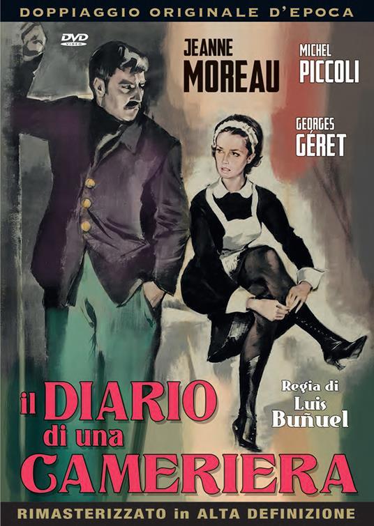 IL DIARIO DI UNA CAMERIERA (DVD)