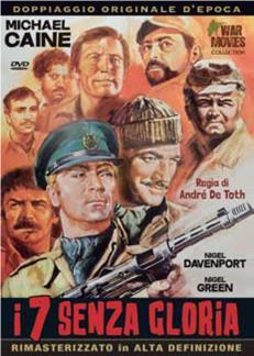 I SETTE SENZA GLORIA (DVD)