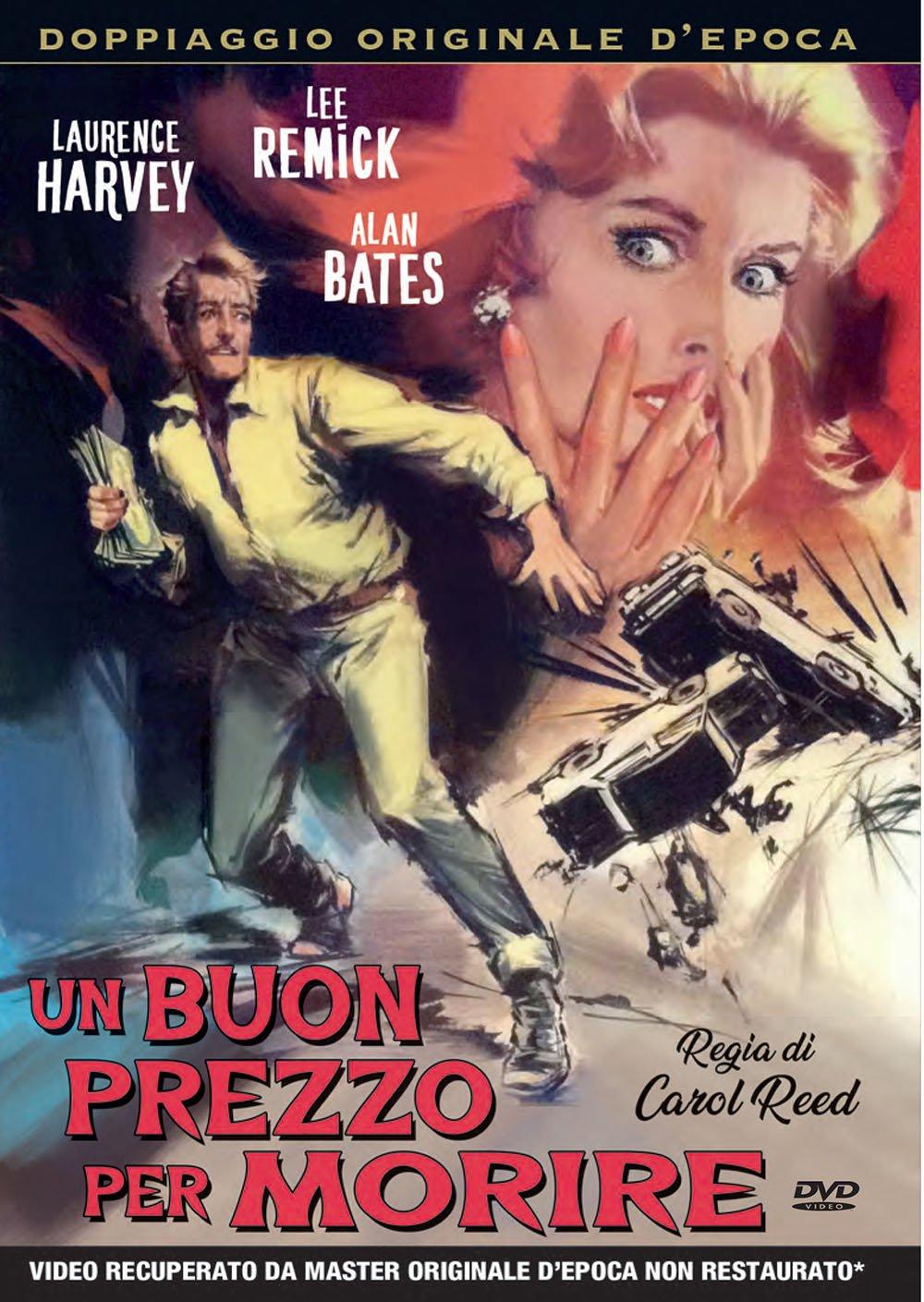 UN BUON PREZZO PER MORIRE (DVD)