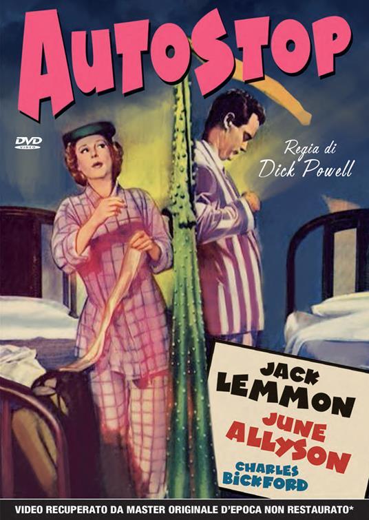 AUTOSTOP (DVD)