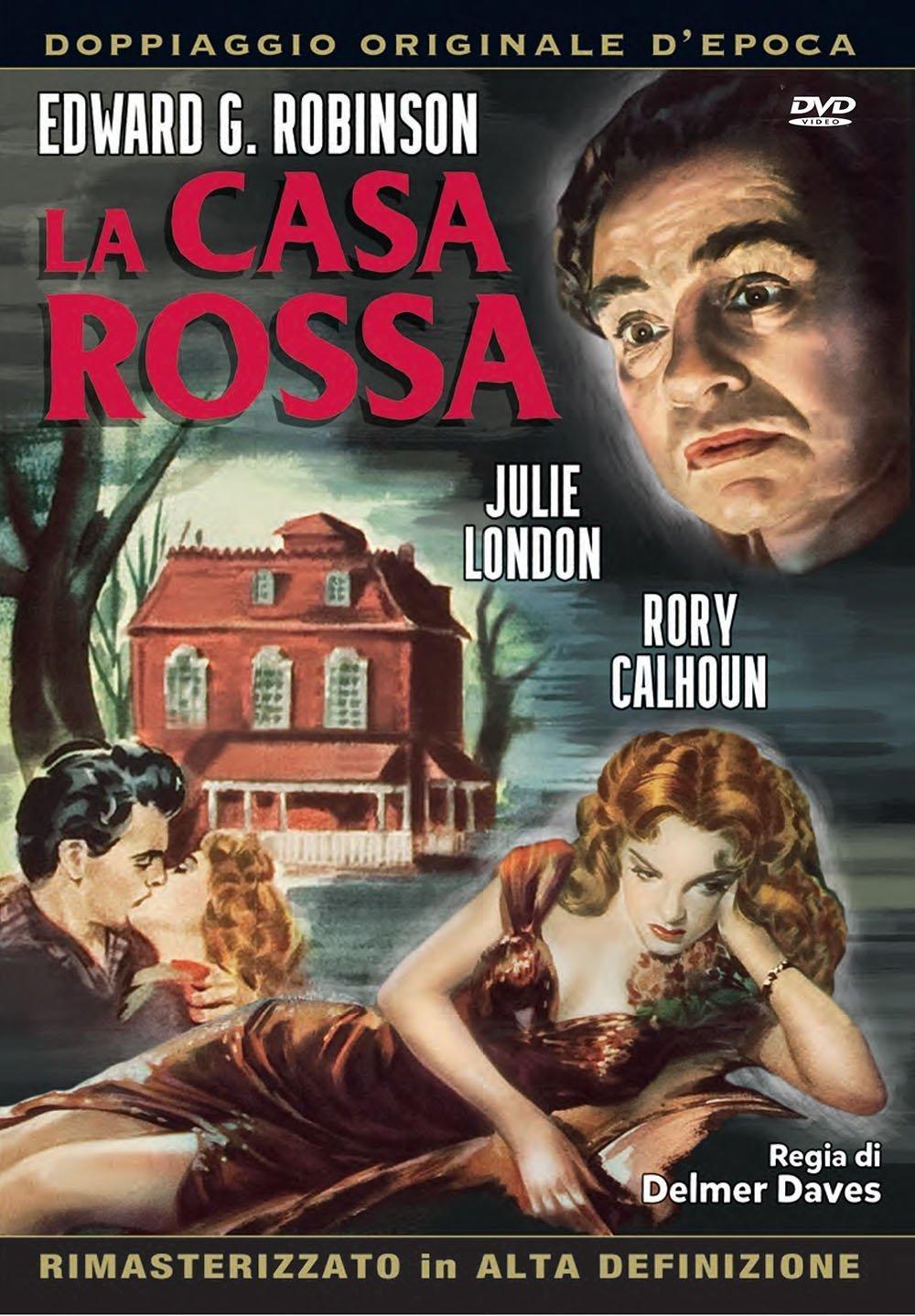 LA CASA ROSSA (DVD)
