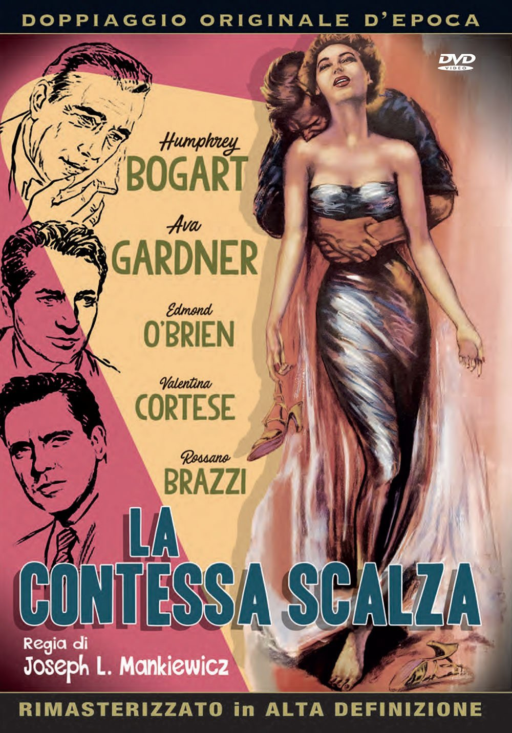 LA CONTESSA SCALZA (DVD)