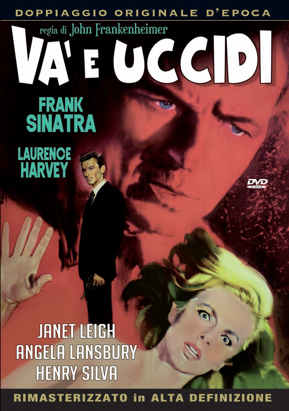 VA' E UCCIDI (DVD)