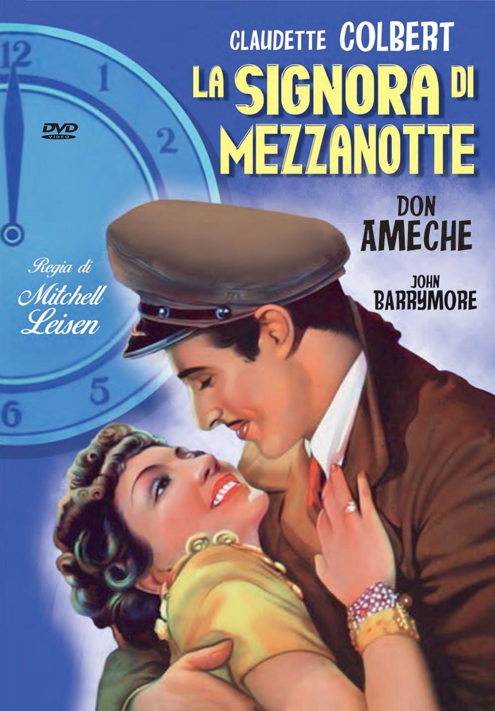 LA SIGNORA DI MEZZANOTTE (DVD)