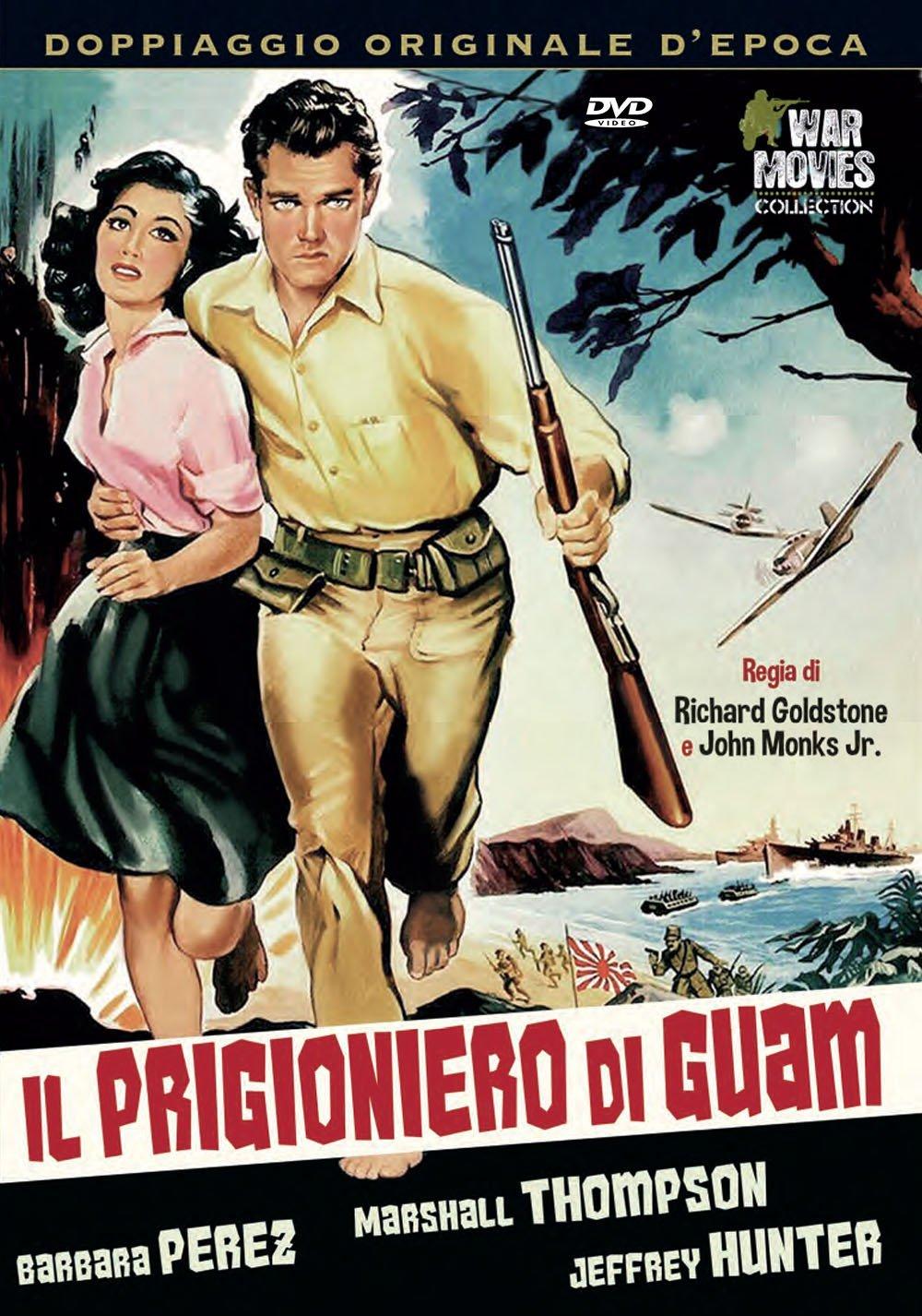 IL PRIGIONIERO DI GUAM (DVD)