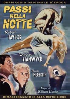PASSI NELLA NOTTE (DVD)