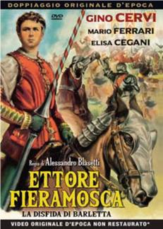 ETTORE FIERAMOSCA (DVD)