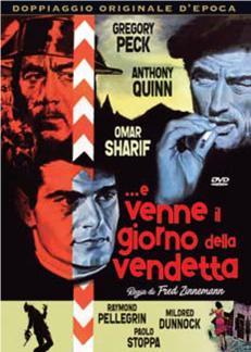 E VENNE IL GIORNO DELLA VENDETTA (DVD)