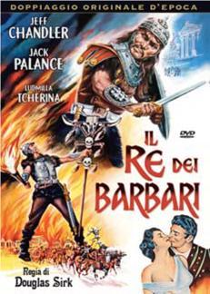 IL RE DEI BARBARI (DVD)