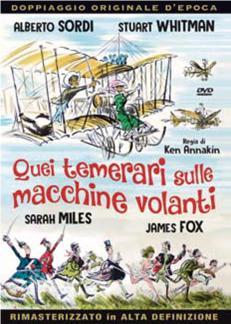 QUEI TEMERARI SULLE MACCHINE VOLANTI (DVD)