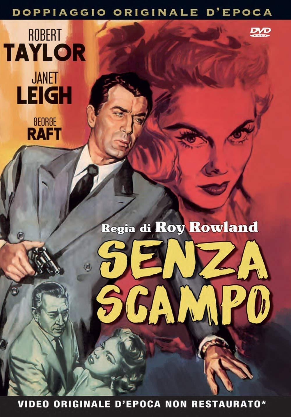 SENZA SCAMPO (DVD)