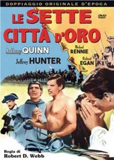 LE SETTE CITTA' D'ORO (DVD)