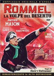 ROMMEL LA VOLPE DEL DESERTO (DVD)