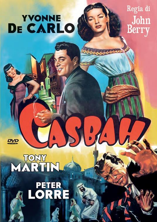 CASBAH (DVD)