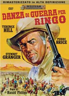 DANZA DI GUERRA PER RINGO (DVD)