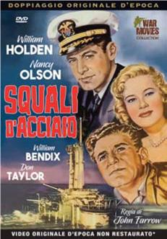 SQUALI DACCIAIO (DVD)