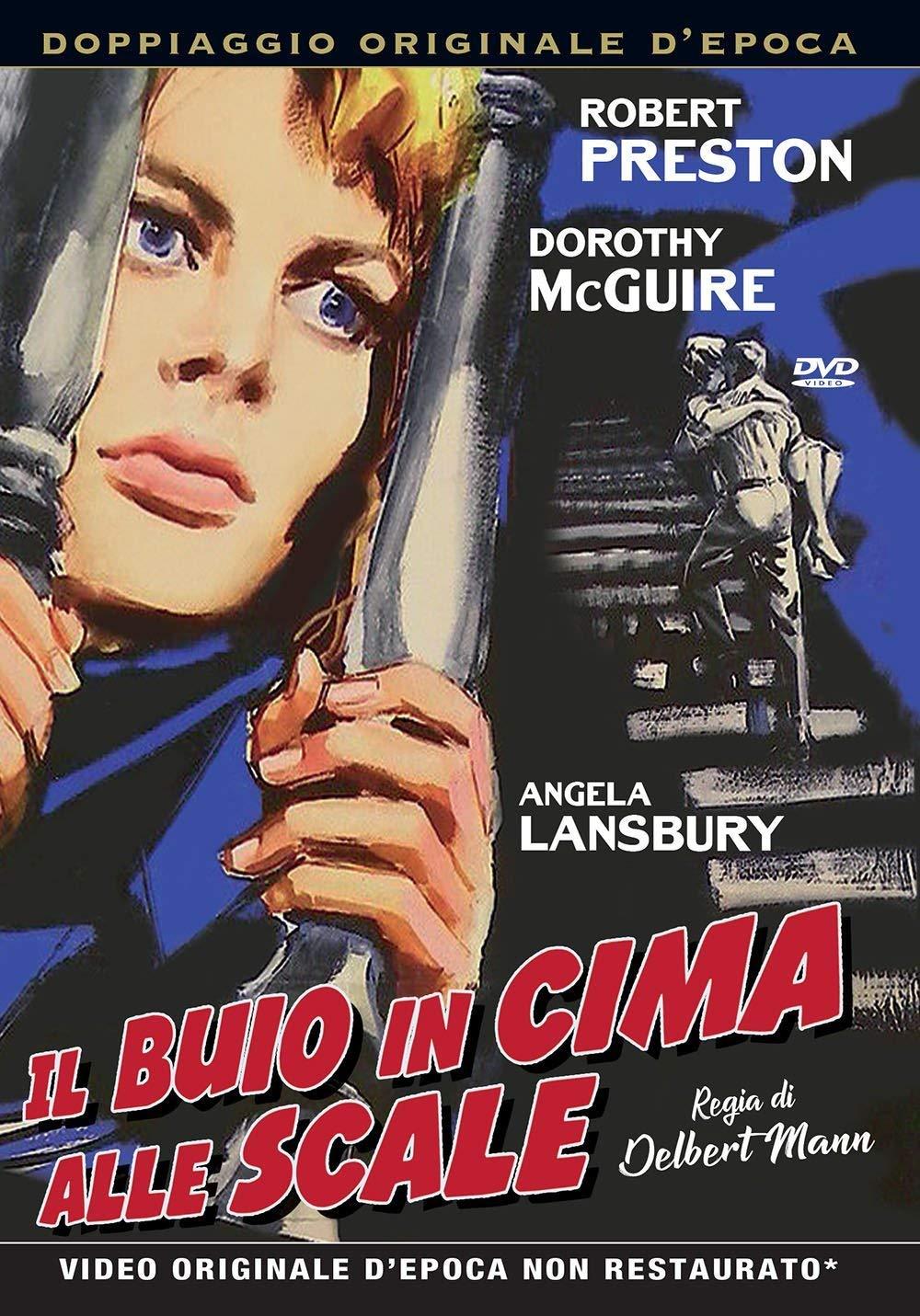 IL BUIO IN CIMA ALLE SCALE (DVD)
