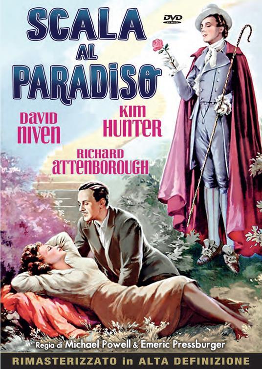 SCALA AL PARADISO (DVD)