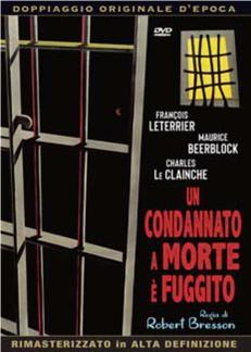 UN CONDANNATO A MORTE E' FUGGITO (DVD)