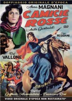 CAMICIE ROSSE (DVD)
