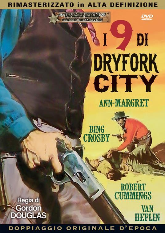I NOVE DI DRYFORK CITY (DVD)