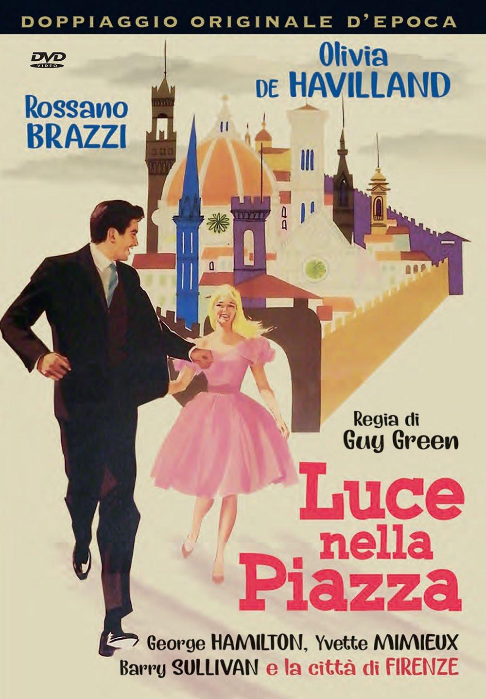 LUCE NELLA PIAZZA (DVD)