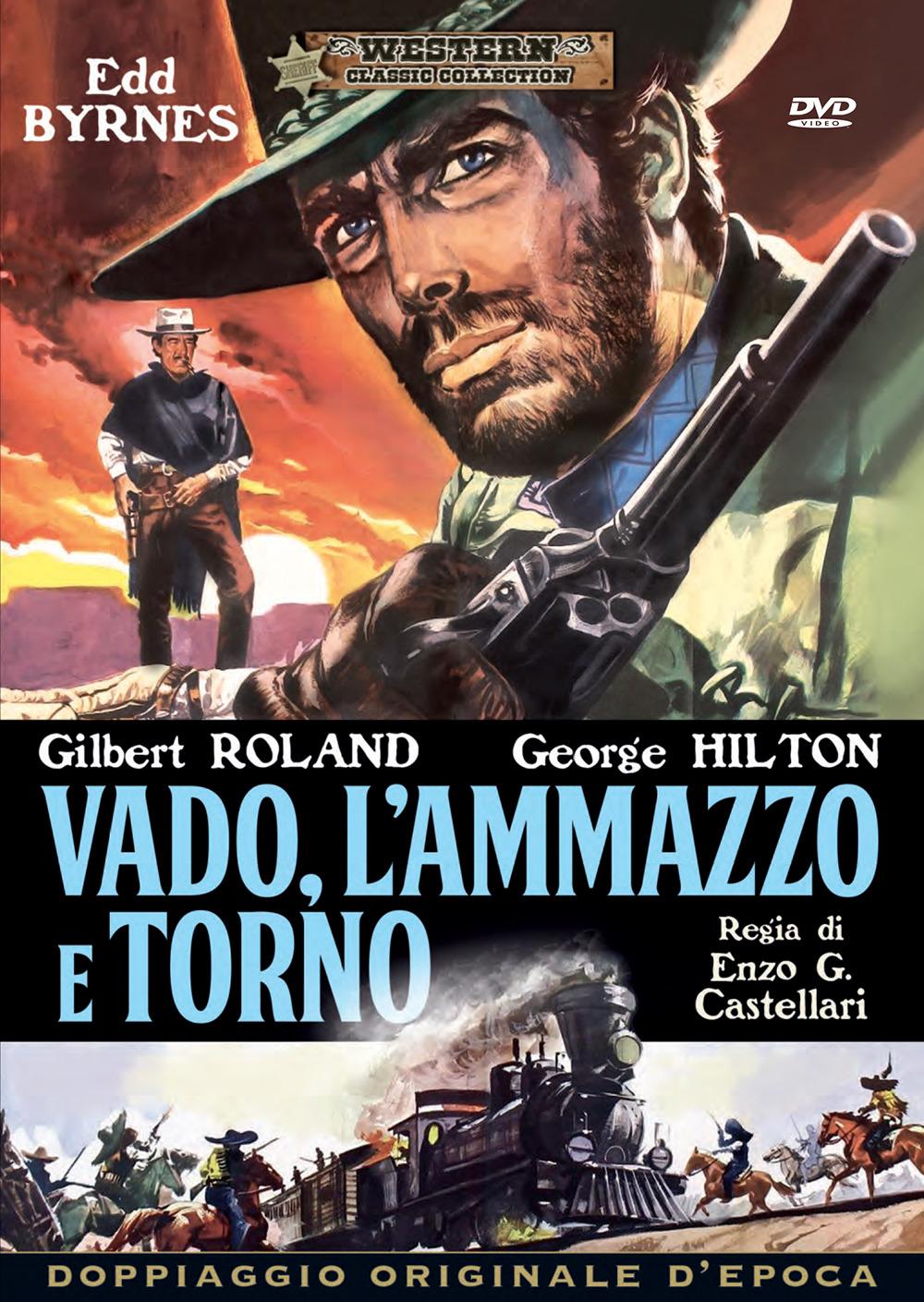 VADO L'AMMAZZO E TORNO (DVD)