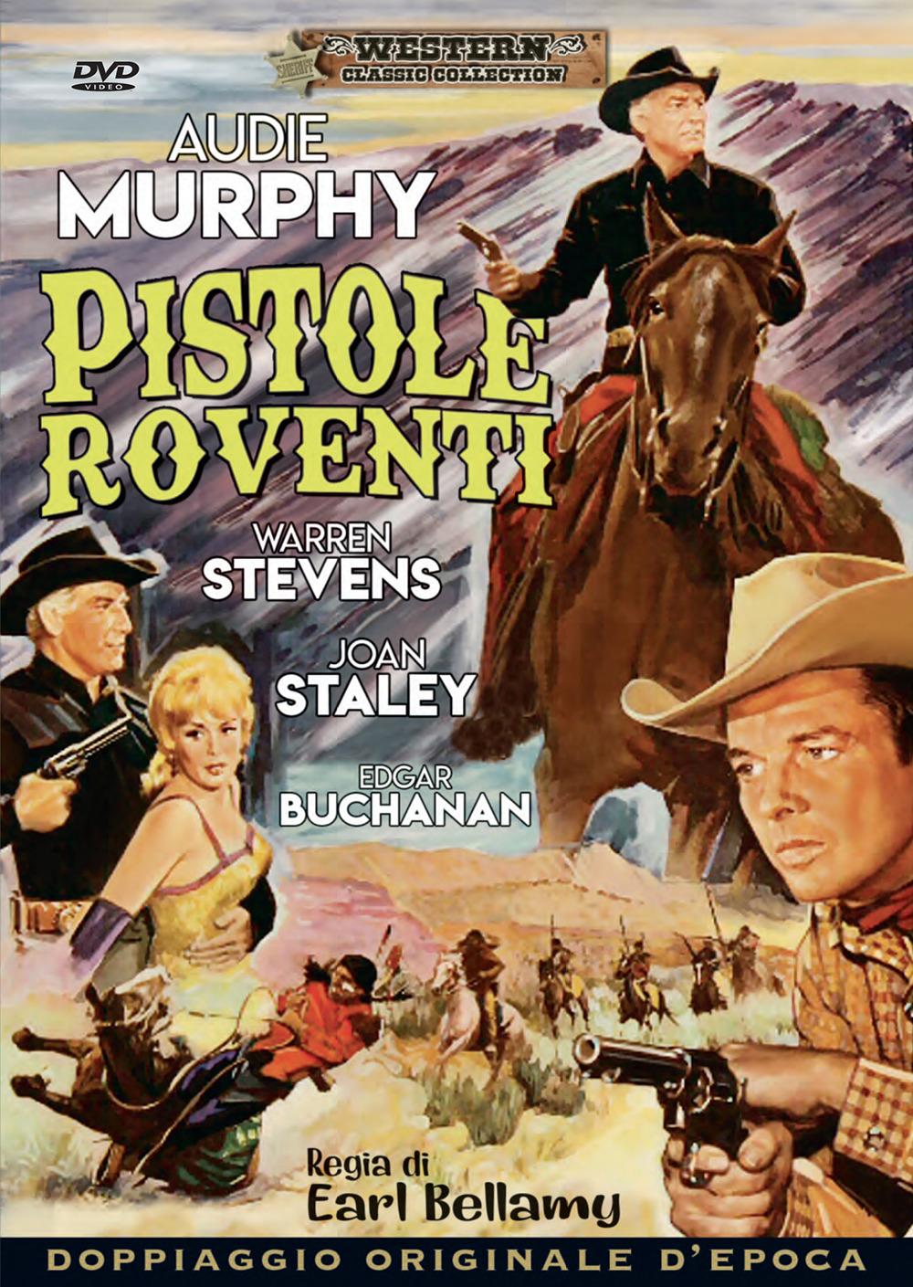 PISTOLE ROVENTI (DVD)