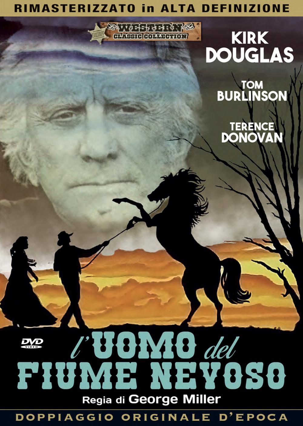 L'UOMO DEL FIUME NEVOSO (DVD)
