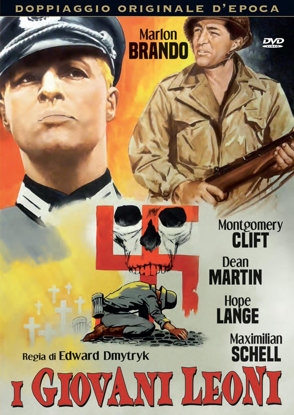 I GIOVANI LEONI (DVD)