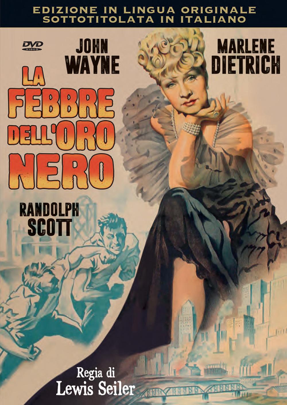 LA FEBBRE DELL'ORO NERO (DVD)