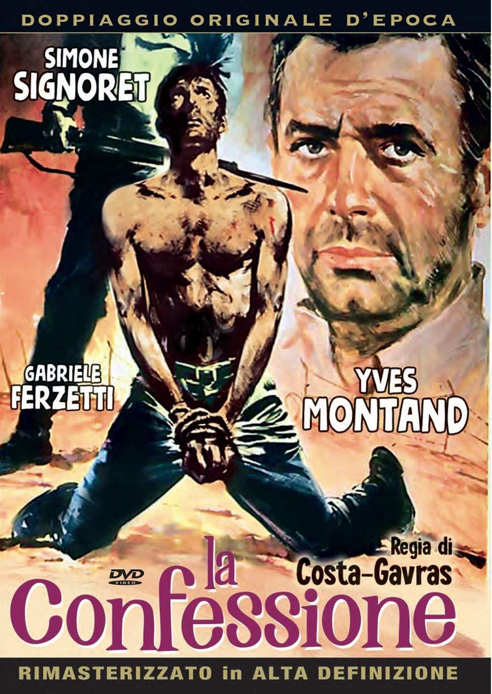 LA CONFESSIONE (DVD)