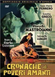 CRONACHE DI POVERI AMANTI (DVD)