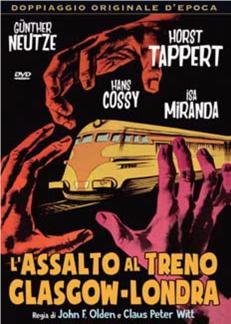 L'ASSALTO AL TRENO GLASGOW-LONDRA (DVD)