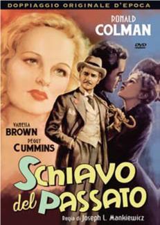 SCHIAVO DEL PASSATO (DVD)