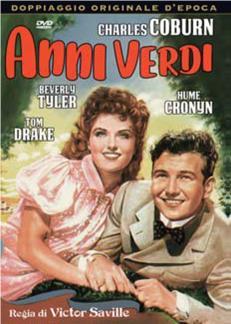 ANNI VERDI (DVD)