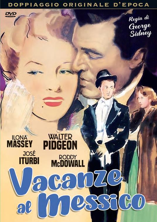VACANZE AL MESSICO (DVD)